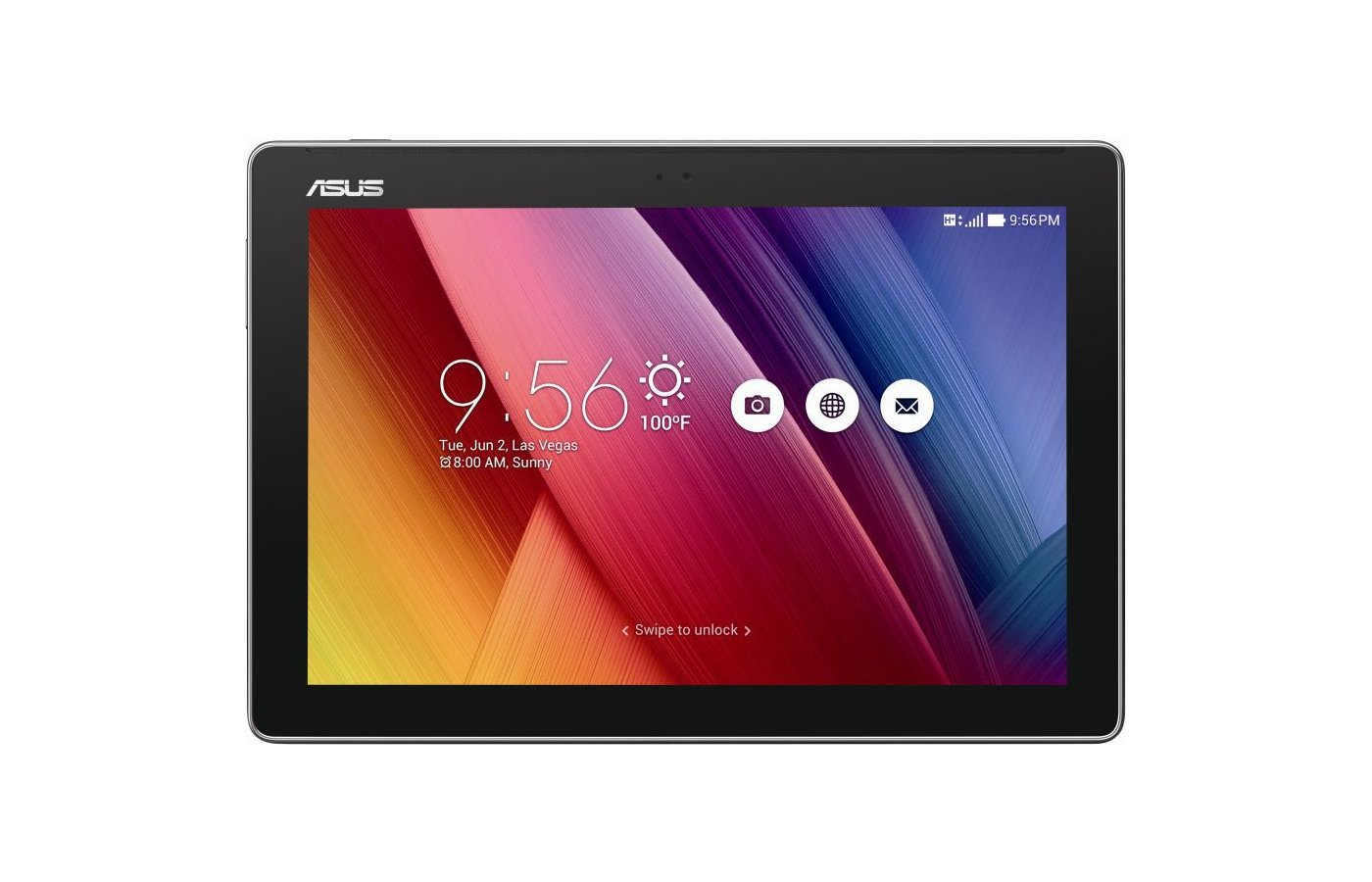 Планшет ASUS Z300CNG-6A009A (10.1) intel X3-C3230/16GB/3G/Dark Gray /90NP0214-M02040/