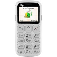 Мобильный телефон Fly Ezzy 7 White
