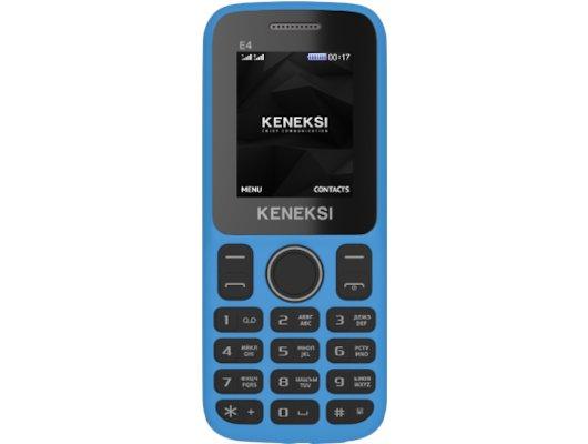 Мобильный телефон KENEKSI E4 Blue