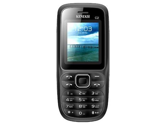 Мобильный телефон KENEKSI C2 Black White