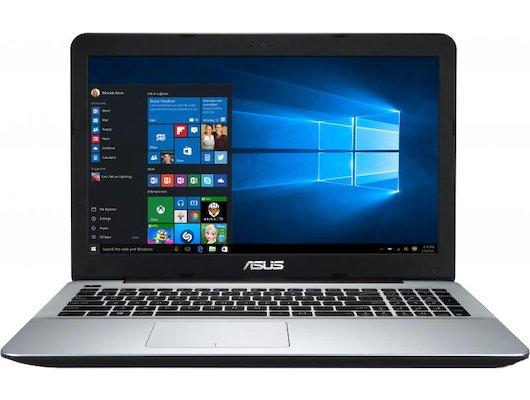 Ноутбук ASUS X555UJ-XO129T /90NB0AG2-M01460/ intel i7 6500U/4Gb/1Tb/DVDRW/GF920M 2Gb/15.6/WiFi/Win10
