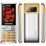 Фото Мобильный телефон KENEKSI Q4 Gold