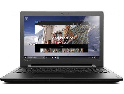 Ноутбук Lenovo IdeaPad 300-15IBR /80M300FHRK/ intel N3060/2Gb/500Gb/DVDRW/15.6/Win10