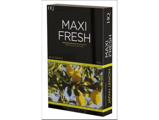 Ароматизатор  MAXIFRESH MINI JAPAN LEMON Японский лимон MFM-2