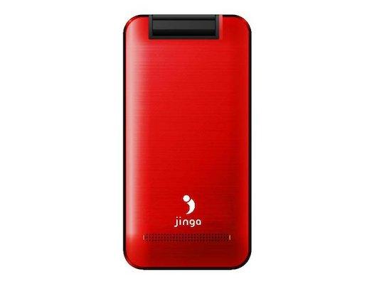 Мобильный телефон Jinga Simple F500 Red