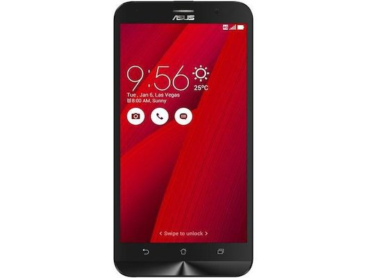 Смартфон ASUS G550KL ZenFone Go TV 16Gb red
