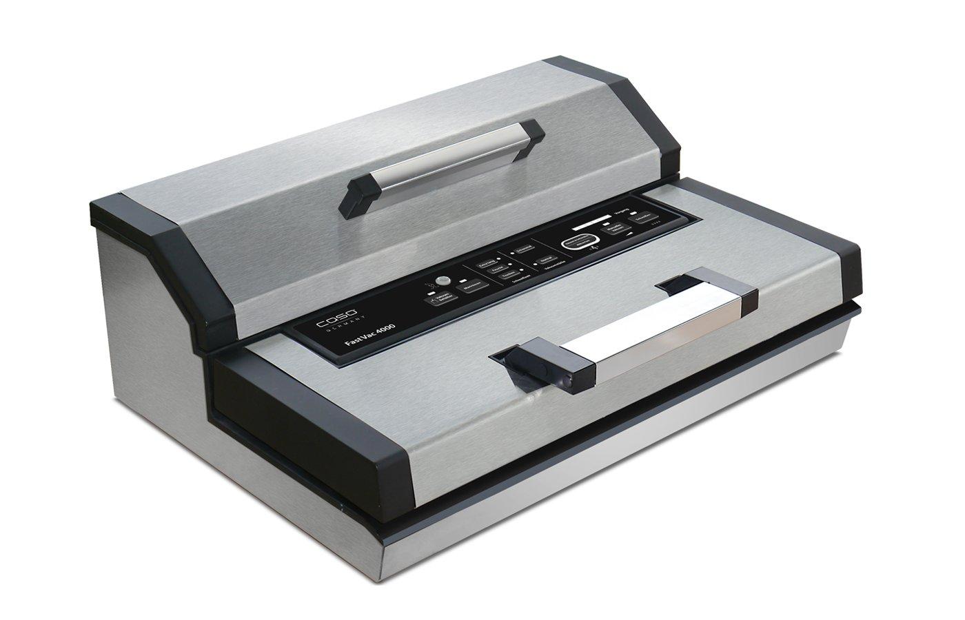 Вакуумные упаковщики CASO FastVAC 4000