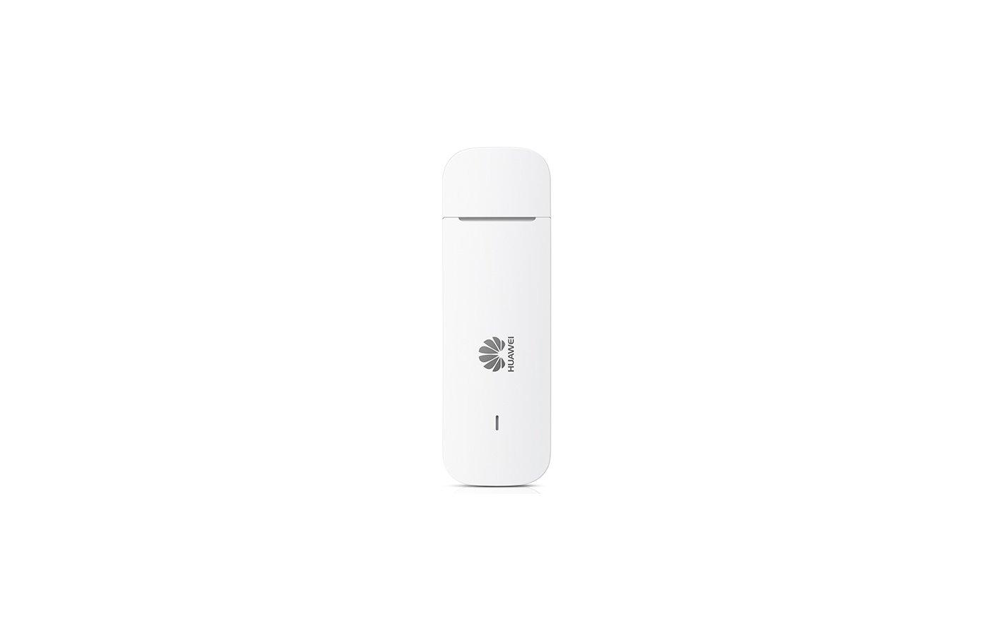 Модем Huawei E3372h-153 4G USB внешний белый