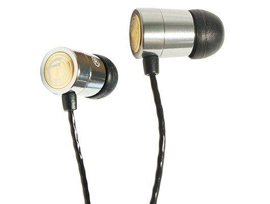 Наушники вкладыши Fischer Audio Silver Bullet
