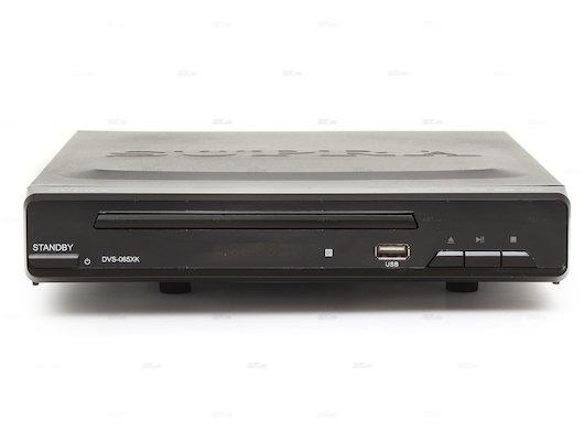 DVD-плеер SUPRA DVS-065XK black