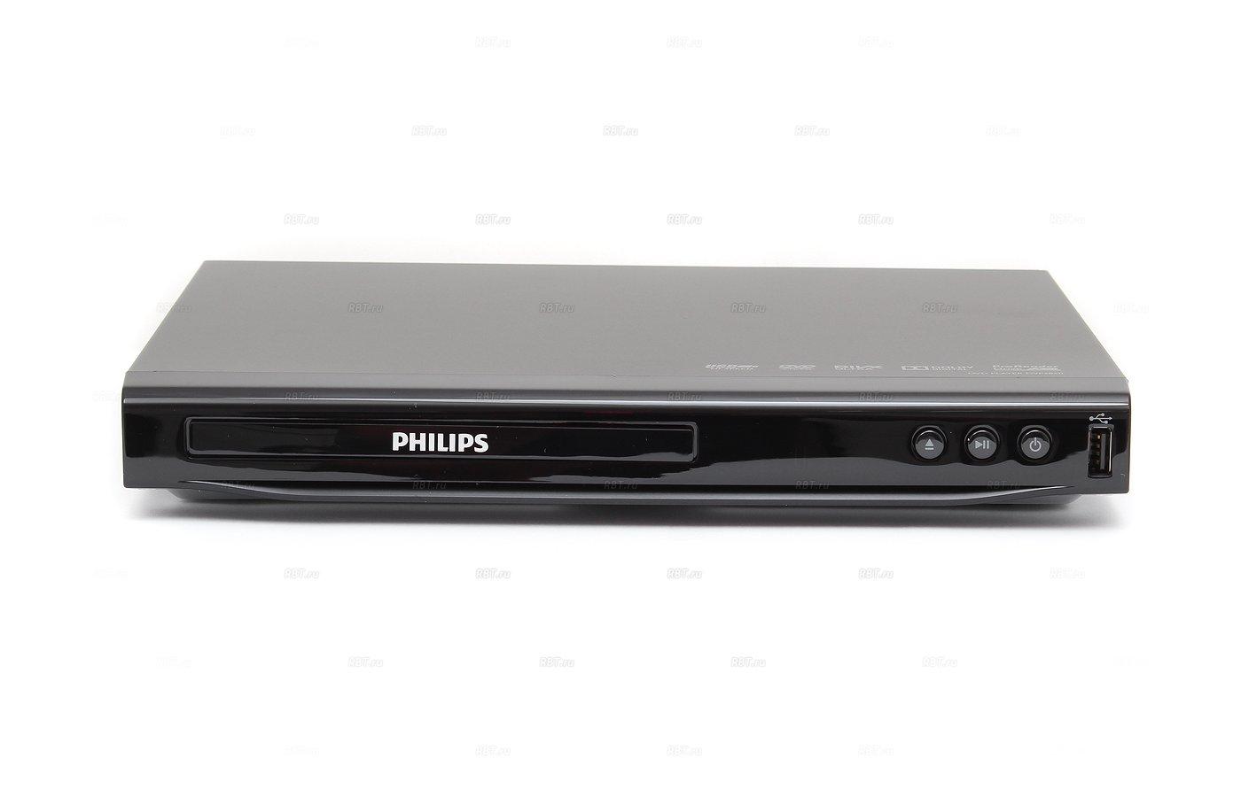 DVD-плеер PHILIPS DVP 2850/51