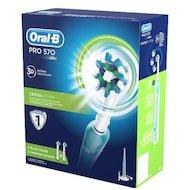 Фото Зубные щетки электрические Oral-B 570/D16.524U Cross Action
