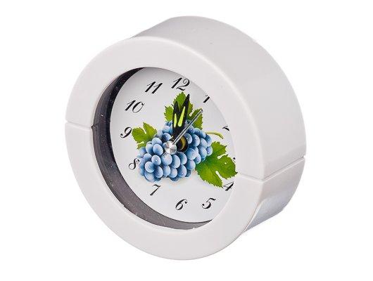 Будильник 529-060 Будильник электронный кухонный с фруктами 95х95х35см пластик 1хАА арт.0015