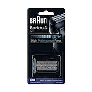 Сетки и блоки для бритв BRAUN сетка+реж.блок Series 3 30B