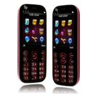 Фото Мобильный телефон FLY MC135 black pink