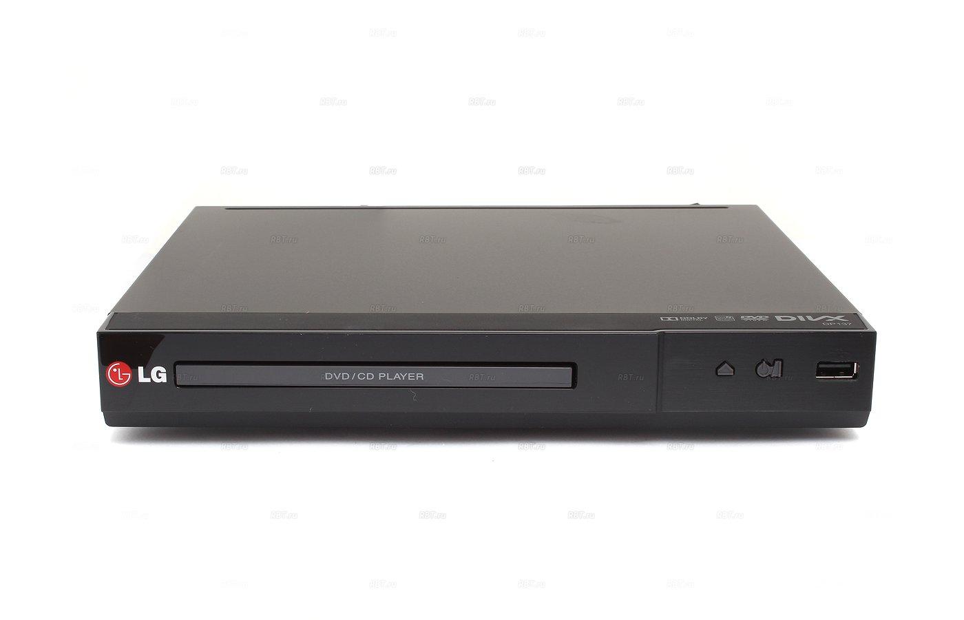 DVD-плеер LG DP 137