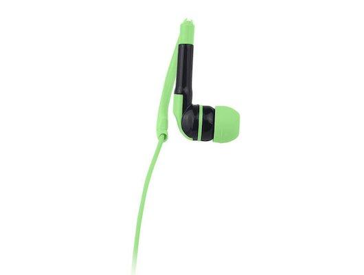 Наушники спортивные CANYON CNS-SEP1G зеленый