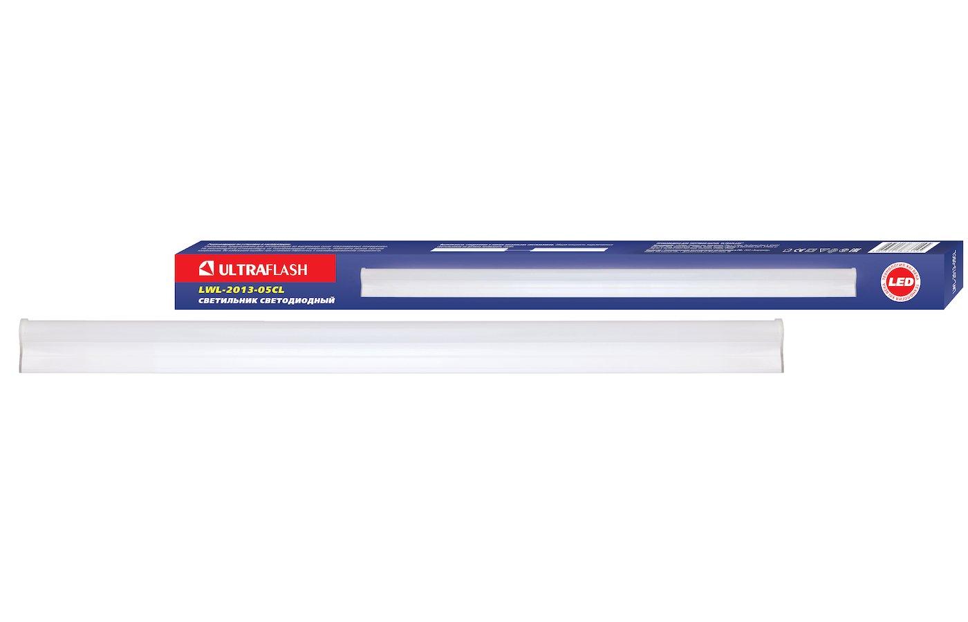 Лампочки LED Ultraflash LWL-2013-5CL