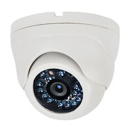 Система видеонаблюдения iVue-HDC-ID10F36-20 Внутренняя миниатюрная купольная AHD камера 1.0Mpx