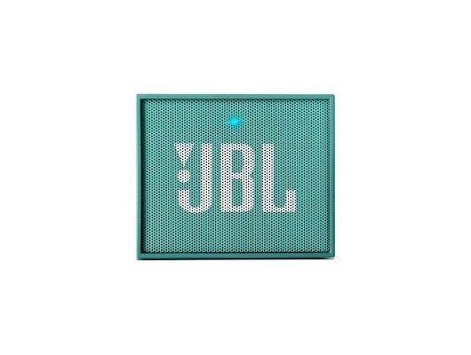 Колонка JBL GO бирюзовый