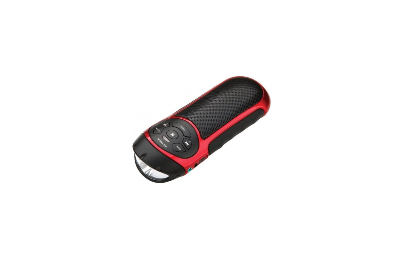 Колонка SUPRA PAS-6277 red