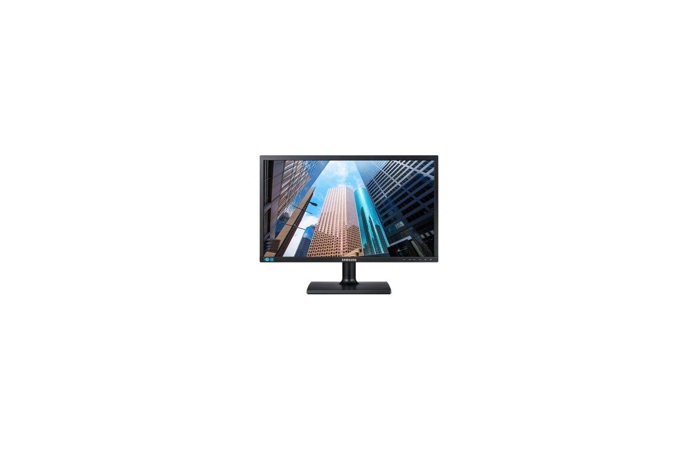 """ЖК-монитор 22"""" Samsung S22E200N black /LS22E20KNSI/RU/"""