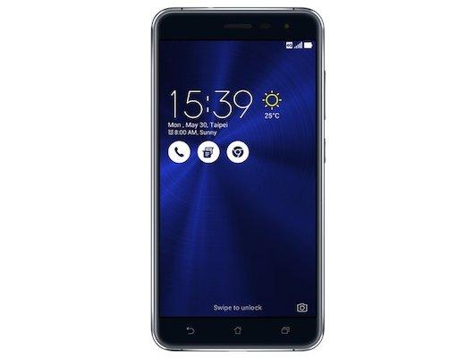 Смартфон ASUS ZE552KL ZenFone ZF3 64Gb black