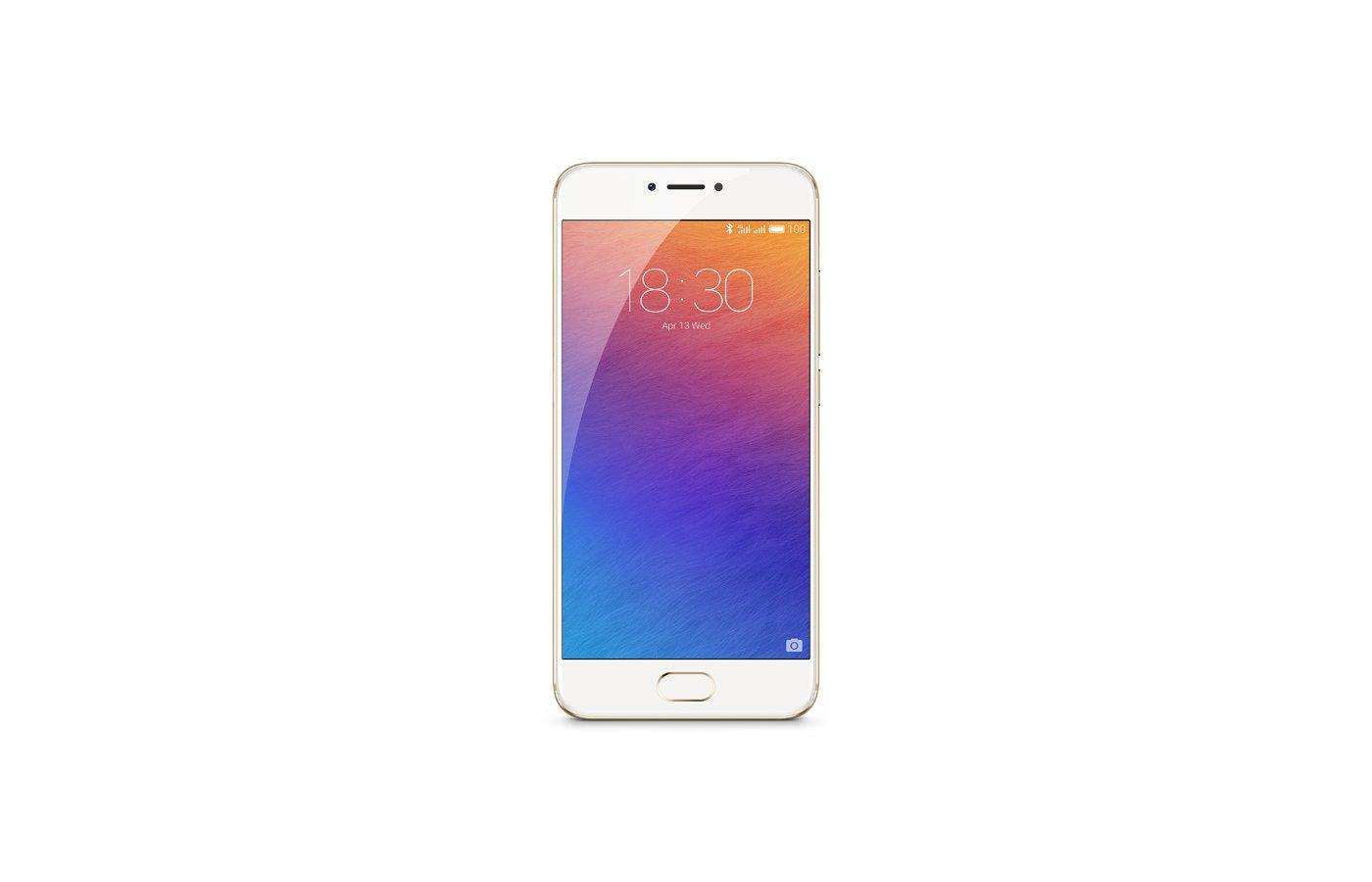 Смартфон Meizu Pro6 Gold/Black 32Gb