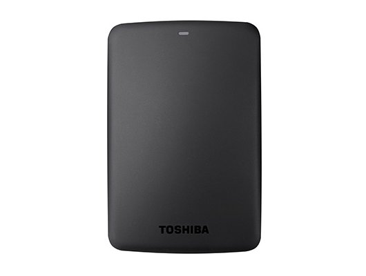 Внешний жесткий диск Toshiba HDTB330EK3CA 3Tb Canvio Basics черный