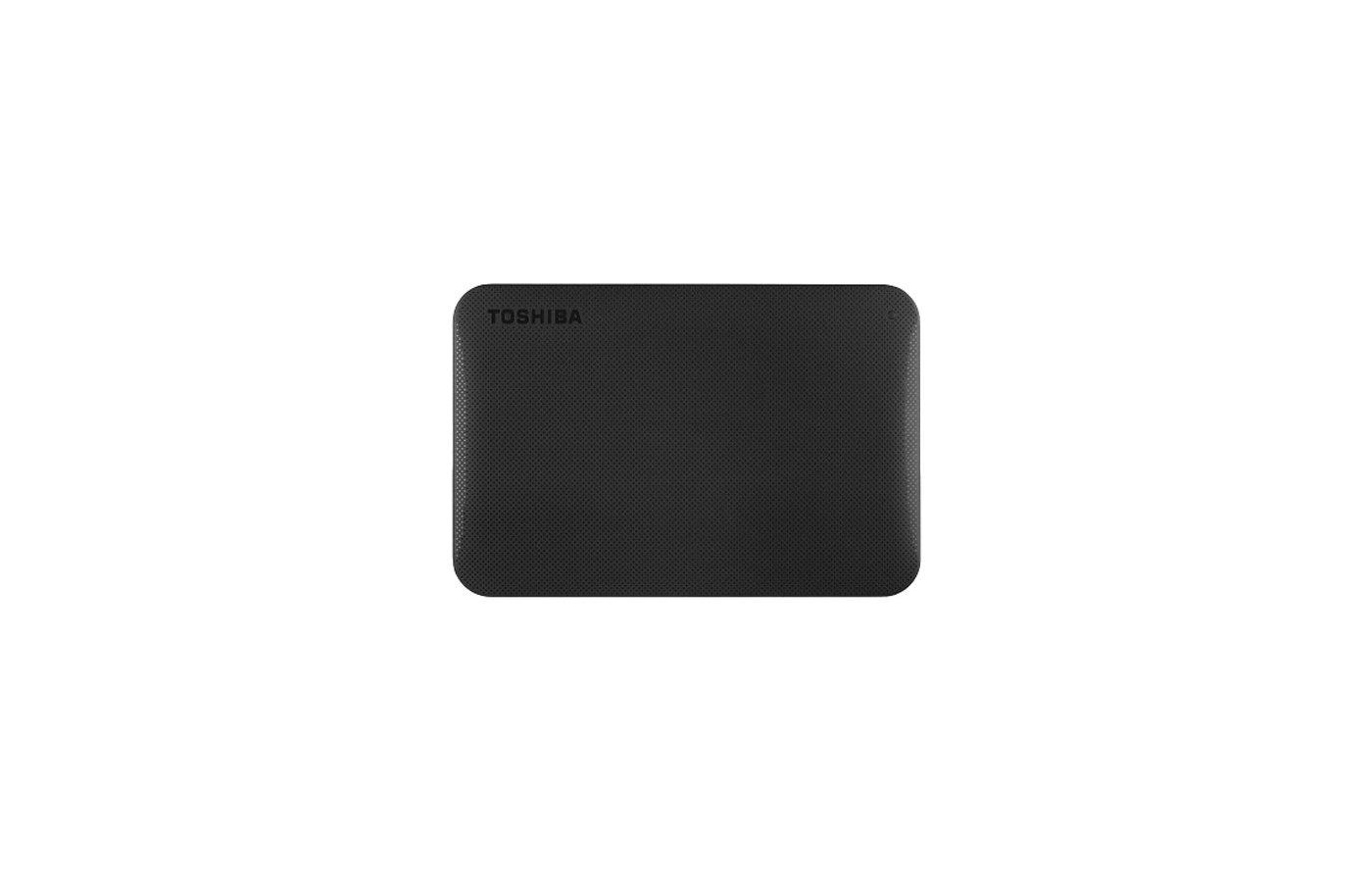 Внешний жесткий диск Toshiba HDTP210EK3AA USB 3.0 1Tb Canvio Ready 2.5 черный