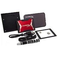 Фото SSD жесткий диск Kingston 960GB HyperX SAVAGE SSD SHSS3B7A/960G SATA 3 2.5 Bundle Kit