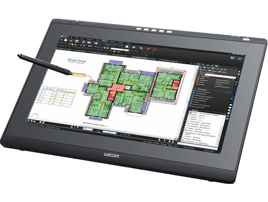 "Графический планшет Wacom Interactive display DTH-2242 Touch (21,5"") (DTH-2242)"