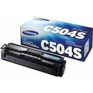 Картридж лазерный Samsung CLT-C504S/SEE голубой для Samsung CLP-415/CLX-4195