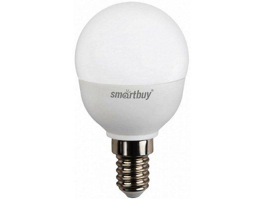 Лампочки LED SmartBuy E14/P45/5Вт/теплый
