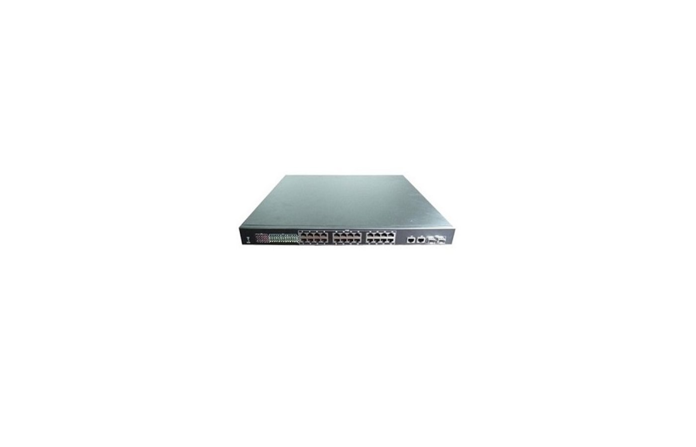 Аксессуары для видеосистем IVUE-PS28-2F24C28-ми портовый управляемый 1U коммутатор