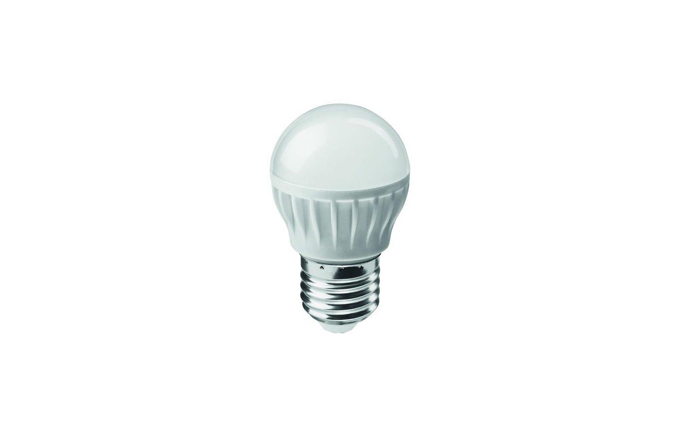 Лампочки энергосберегающие ОНЛАЙТ 71645 G45-6
