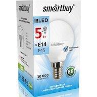 Фото Лампочки LED SmartBuy E14/P45/5Вт/теплый