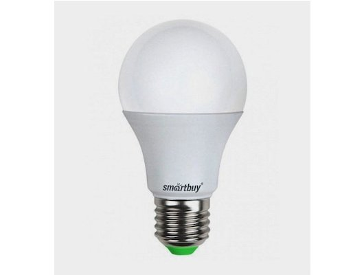 Лампочки LED SmartBuy E27/A60/15Вт/холодный
