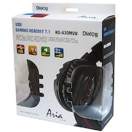 Фото Игровые наушники проводные DialogHS-A30MVU