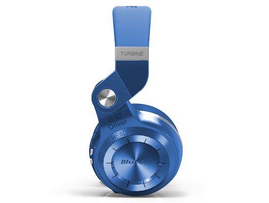 Гарнитуры Bluedio T2S синие