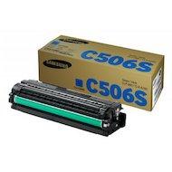 Картридж лазерный Samsung CLT-C506S/SEE голубой для Samsung CLP-680/CLX-6260 (1500стр.)