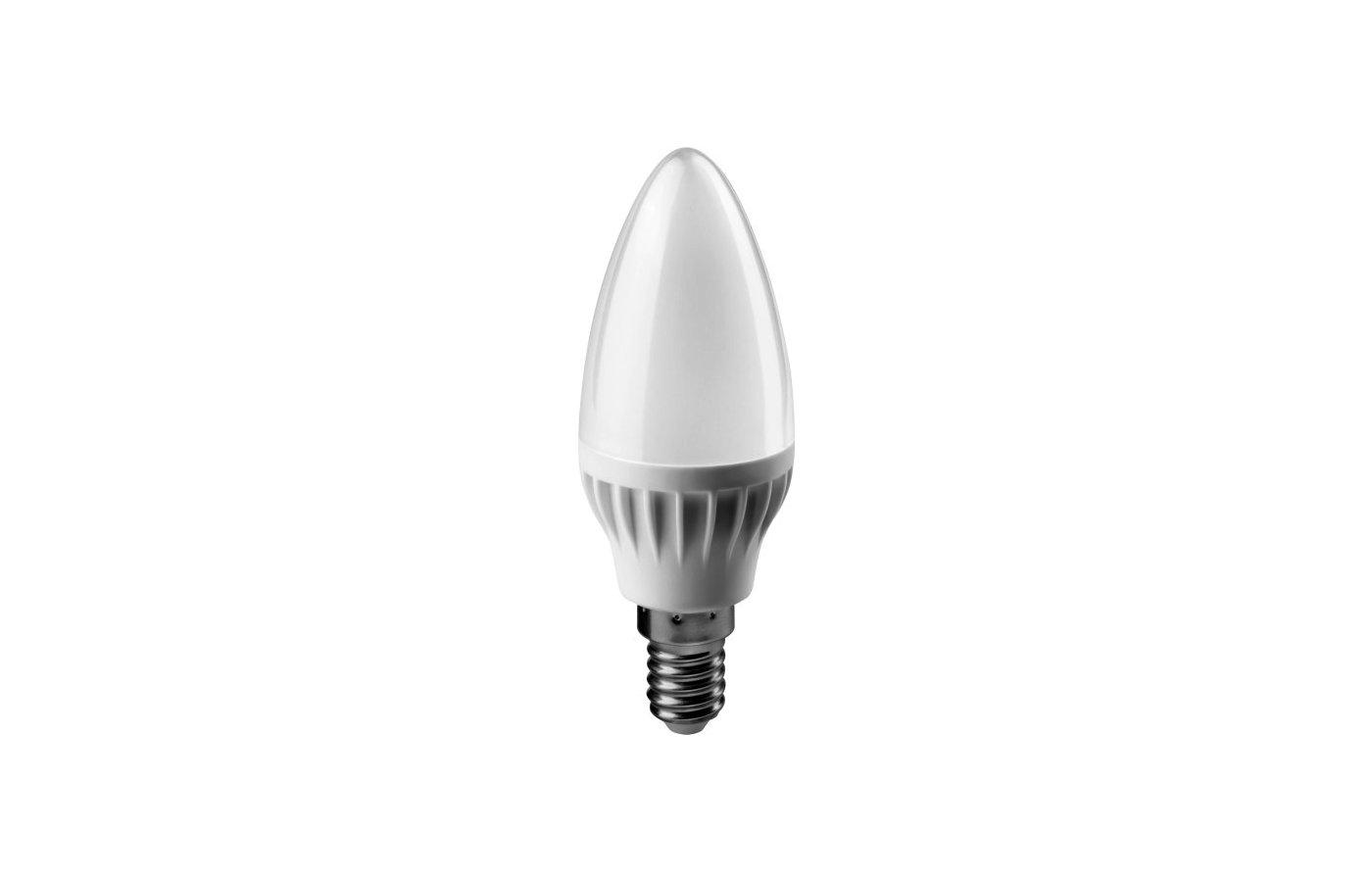 Лампочки LED ОНЛАЙТ LED 628 OLL-C37-6-230-2.7K-E14-FR