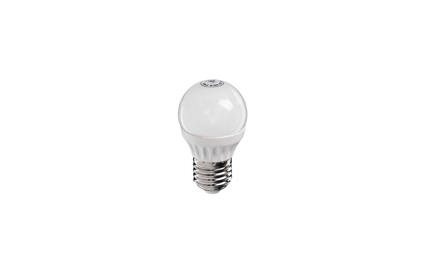 Лампочки LED FORZA  G45 5W, E27, 400lm 2700К