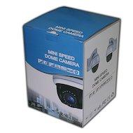 Фото Система видеонаблюдения iVue-HDC-ISD13M550/B Внутренняя высокоростная повортная AHD камера, 1.3Мп
