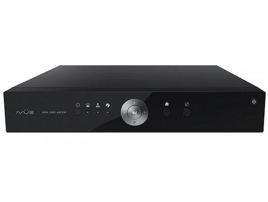 Система видеонаблюдения AVR-4X1025-Н1 4-канальный RealTime 1080P мультигибридный регистратор