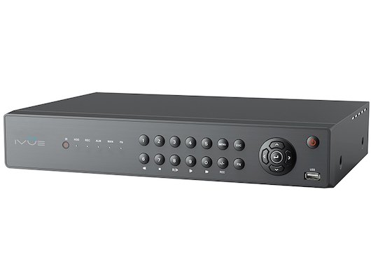 Система видеонаблюдения AVR-16X1080Р-Н2 16-ти канальный мультигибридный видеорегистратор