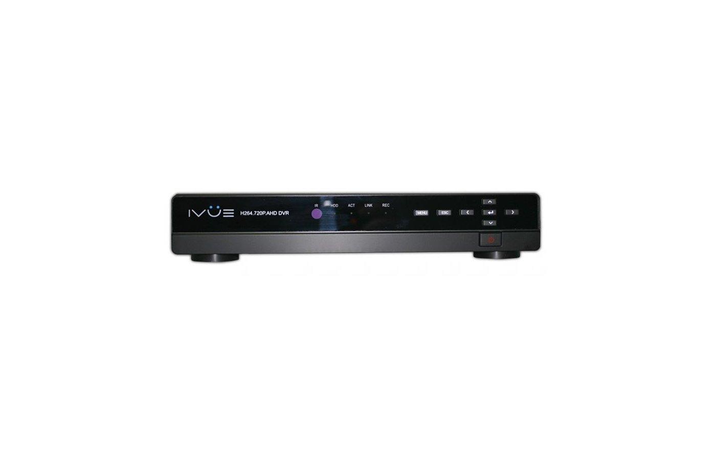 Система видеонаблюдения AVR-8X725-Н1 8-канальный мультигибридный видеорегистратор