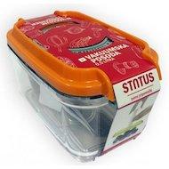 Вакуумные упаковщики STATUS VAC-REC-05 Orange Контейнер