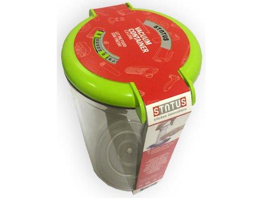 Вакуумные упаковщики STATUS VAC-RD-15 Green Контейнер