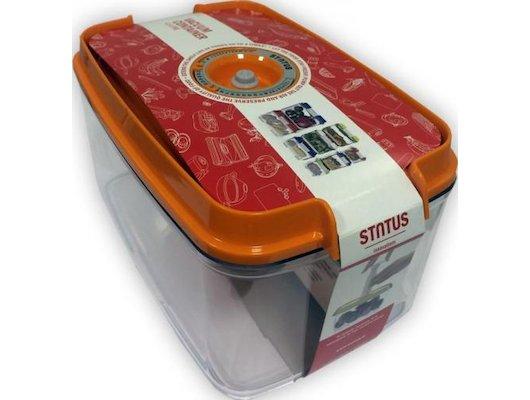 Вакуумные упаковщики STATUS VAC-REC-45 Orange Контейнер